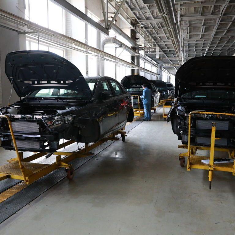 ЗАЗ впервые показал возрожденное производство автомобилей в 2021 году и анонсировал выпуск новых моделей