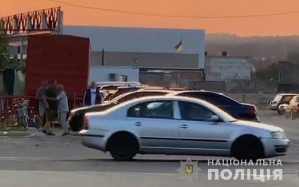 © Національна поліція Київської області