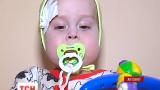 Дворічний хлопчик з Житомира потребує допомоги