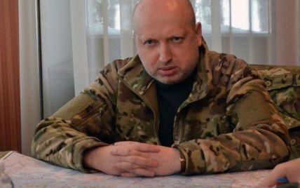 Турчинов назвав головну мету російської агресії проти України