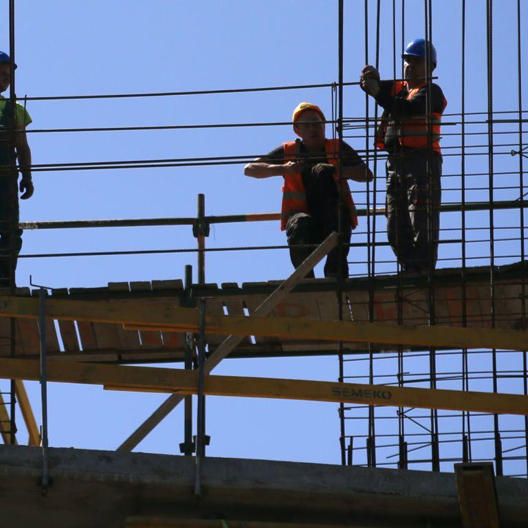 Строительство на Оболони: у Кличко рассказали, что будут сооружать в первую очередь