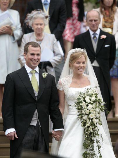 Весілля Пітера Філліпса і Отем Келлі / © Associated Press