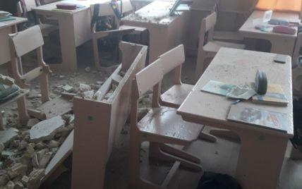 Вже втретє: у гімназії під Черніговом обвалилася стеля