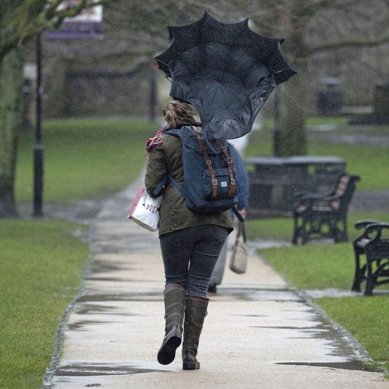 ГСЧС предупреждает украинцевоб опасных метеорологических явлениях