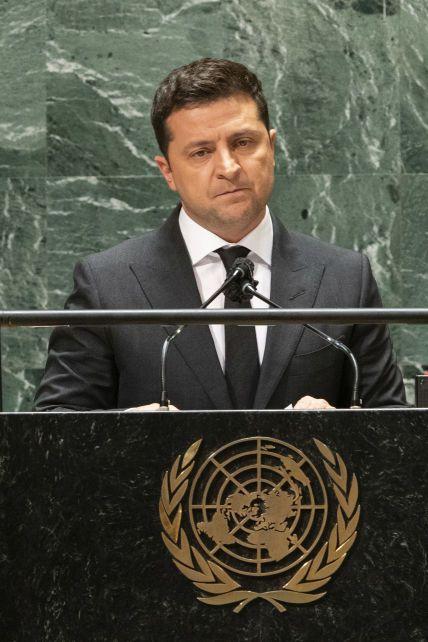 Раскритиковал ООН, потролил РФ и рассказал о ситуации в Украине: все выступление Зеленского на Генассамблее