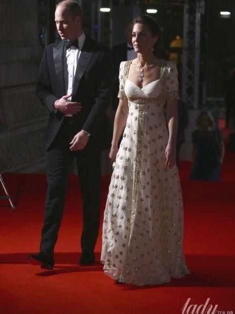 Герцогиня Кембриджская и принц Уильям / © Associated Press