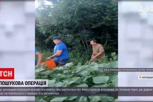 Новости Украины: в Харьковской области нашли пенсионерку, которая блуждала три дня
