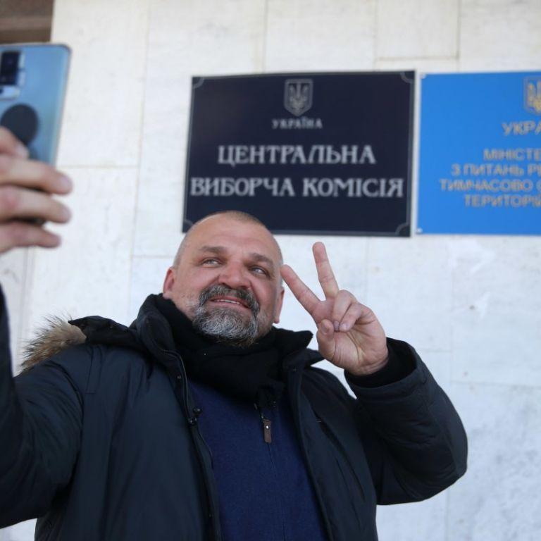 ЦВК зареєструвала Вірастюка народним депутатом, залишилося скласти присягу