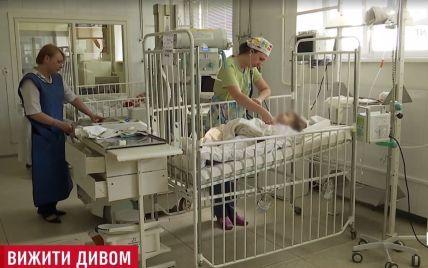 Під Дніпром мати довела немовлят до тяжкого виснаження й отруєння нітратами, годуючи коров'ячим молоком