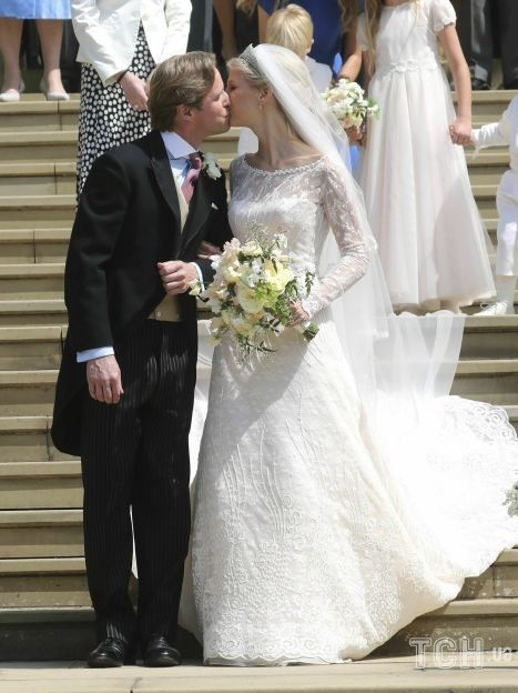 Томас Кингстон и леди Габриэлла Виндзор / © Associated Press