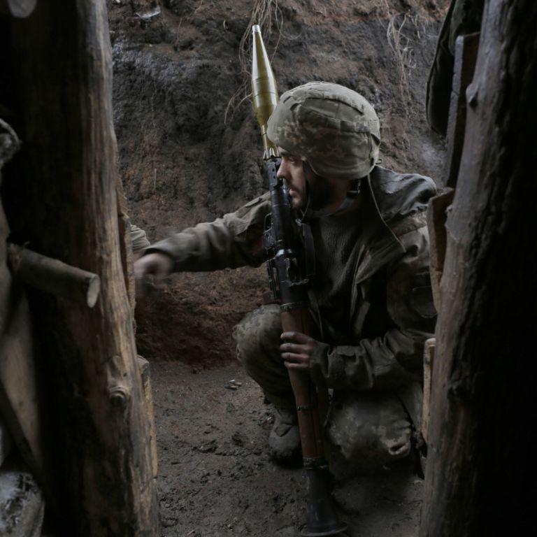 Протягом доби бойовики 11 разів порушили режим припинення вогню - ООС