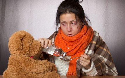 У Києві за тиждень захворіли на грип понад 12 тисяч людей