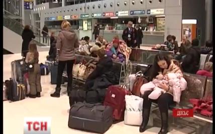 """З """"ЛНР"""" на вільну від бойовиків Луганщину втекли понад 110 тисяч людей, з них 8 тисяч - діти"""
