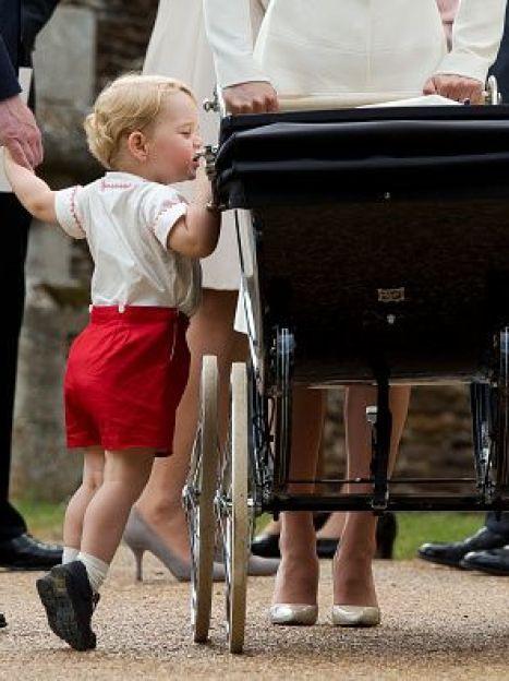 Принц Георг и принцесса Шарлотта / © Getty Images