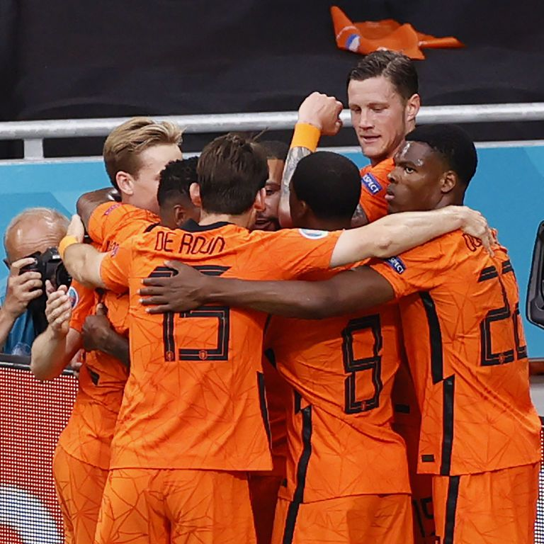 Сборная Украины вышла на 2-е место в своей группе Евро-2020: помогла победа Нидерландов над Австрией