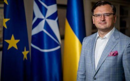 Україна вперше в історії отримала Стратегію зовнішньополітичної діяльності - Кулеба