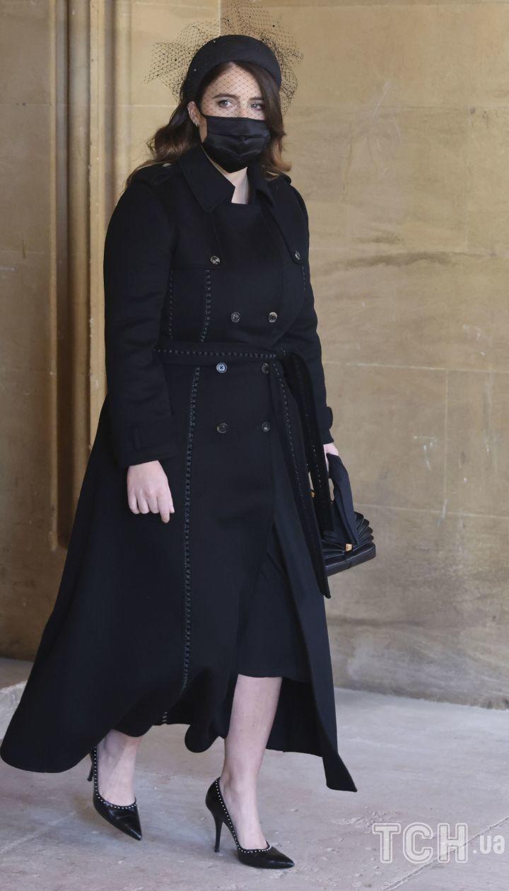 Принцесса Евгения / © Associated Press