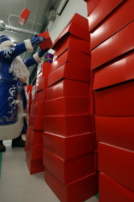 Новогодний шоппинг онлайн: что выбирают украинцы для подарков