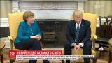 Официальная встреча Трампа и Меркель породила новые насмешки в соцсетях