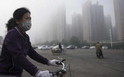 Смог в Киеве: постигнет ли столицу судьба городов Китая, где люди ходят в респираторах из-за загрязненного воздуха