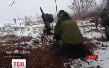 """З'явилось відео """"новорічного"""" бою у Пісках"""