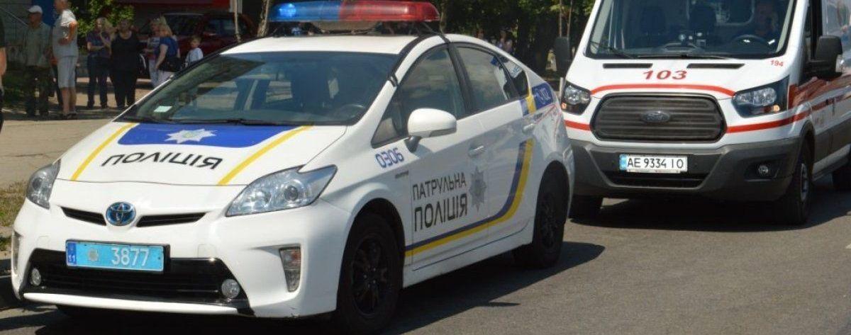 В прифронтовой Марьинке от взрыва во дворе ранен мужчина