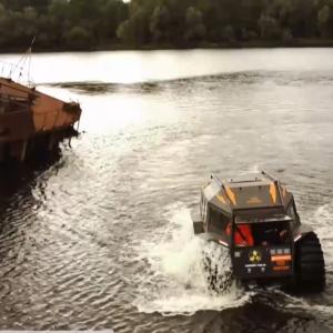 На всюдиході до острову затонулих кораблів: у Чорнобильській зоні з'явилася нова розвага для туристів