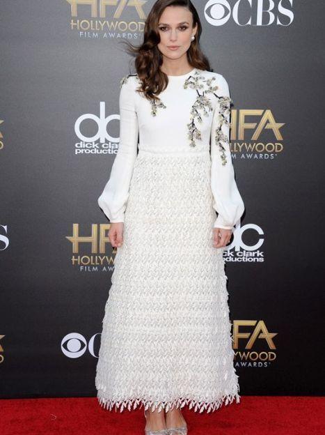 Кира Найтли на 18th Annual Hollywood Film Awards / © Getty Images/Fotobank
