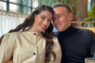 Иракли Макацария растрогал нежным поцелуем с 19-летней возлюбленной