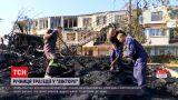 """Новости Украины: 4 года назад в Одессе сгорел корпус лагеря """"Виктория - трое детей умерли"""