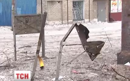 У Дебальцевому від обстрілів бойовиків загинули 12 мирних мешканців