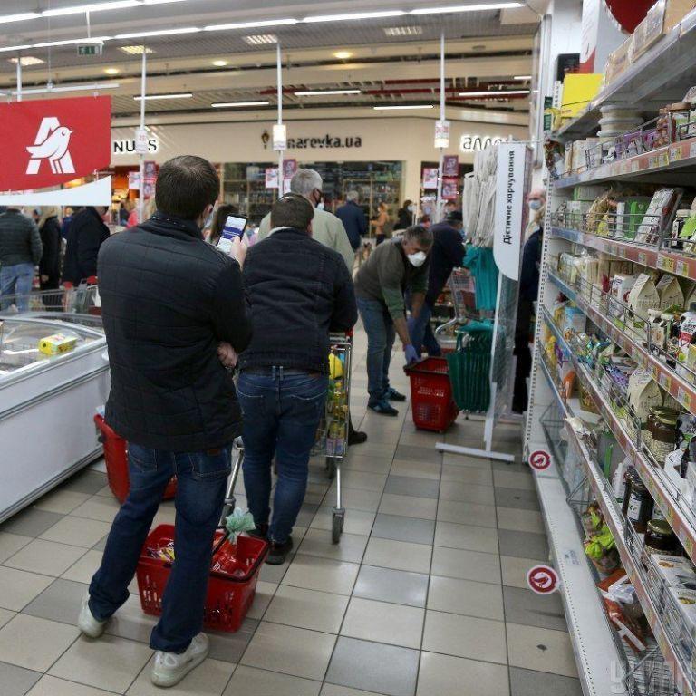 Новогодние закупки: что покупают украинцы и какова ситуация в магазинах