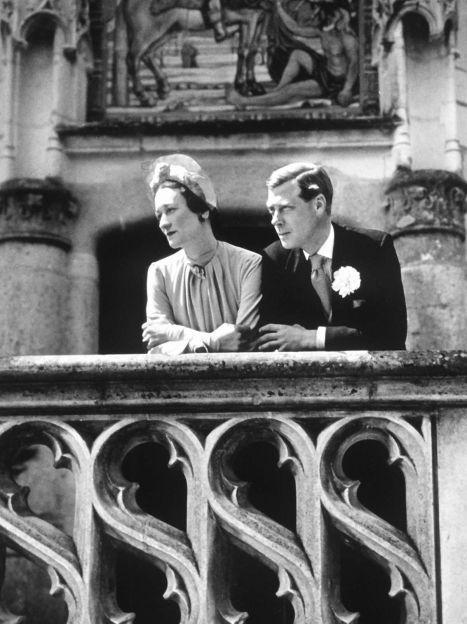 Эдуард VIII и его жена Уоллис Симпсон / © Associated Press