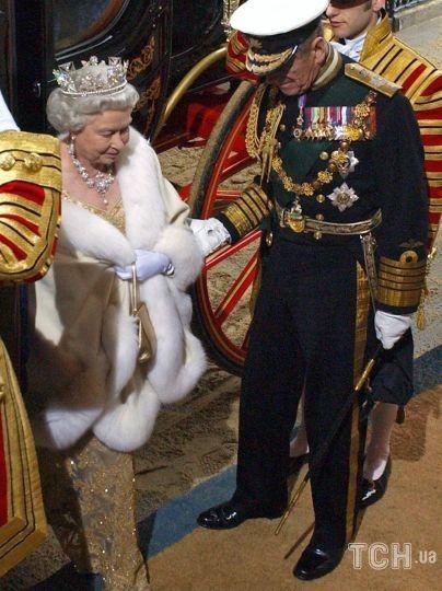 Принц Філіп і королева Єлизавета II / © Getty Images