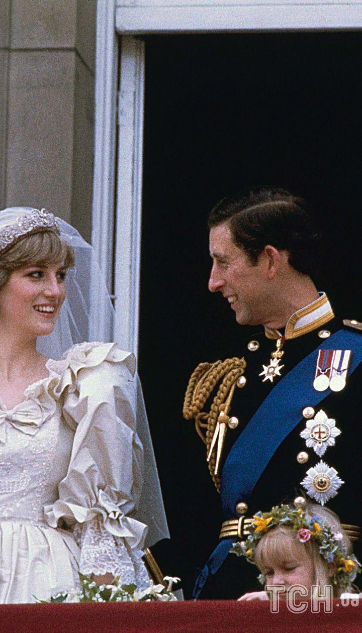 Весілля принцеси Діани і принца Чарльза / © Associated Press