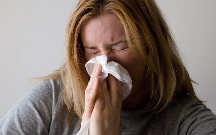 У Києві зросла захворюваність на грип та ГРВІ