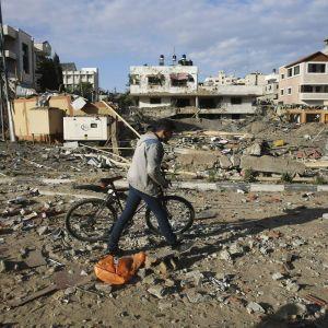 Из-за конфликта с Израилем 800 тысяч жителей сектора Газа остались без доступа к чистой воде