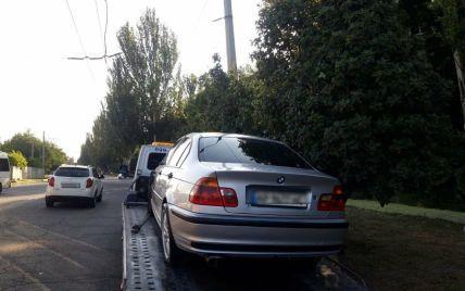 Антирекордсмен: у Запоріжжі водій розбив авто і заробив 4 протоколи за хвилину