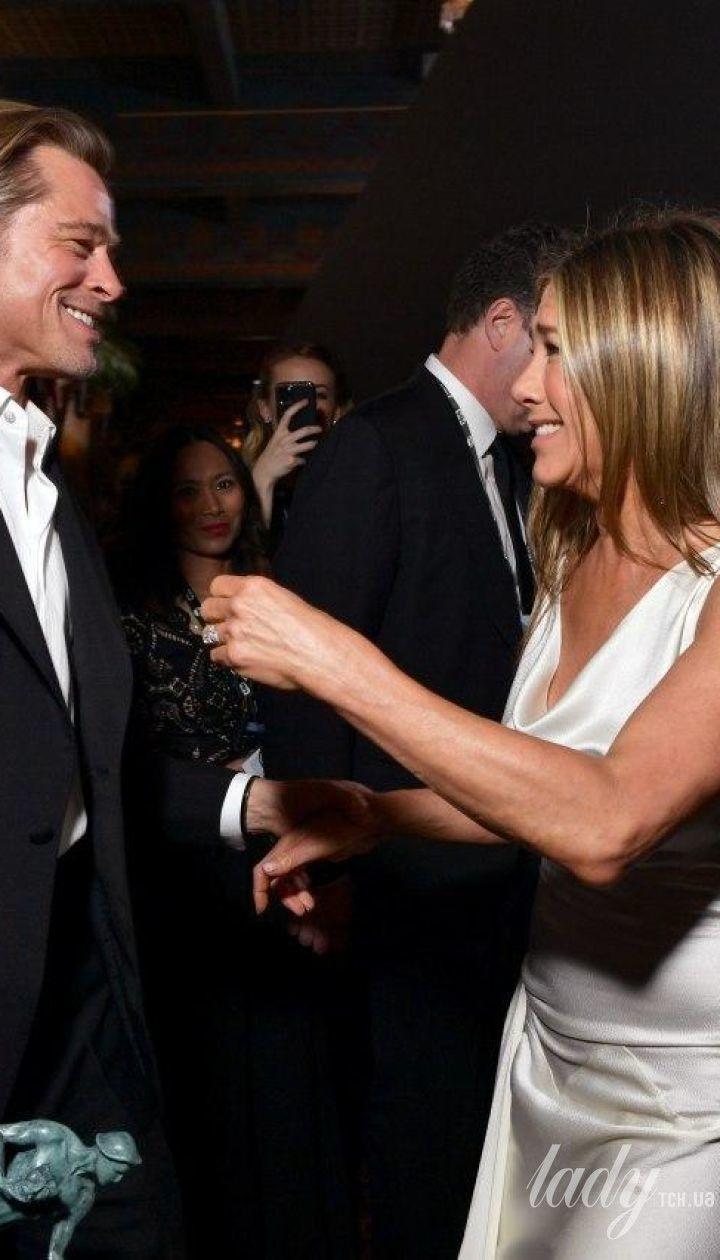 Дженніфер Еністон і Бред Пітт / © Getty Images