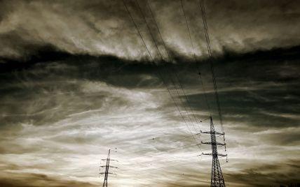 Непогода обесточила 200 сел и городов во Львовской области