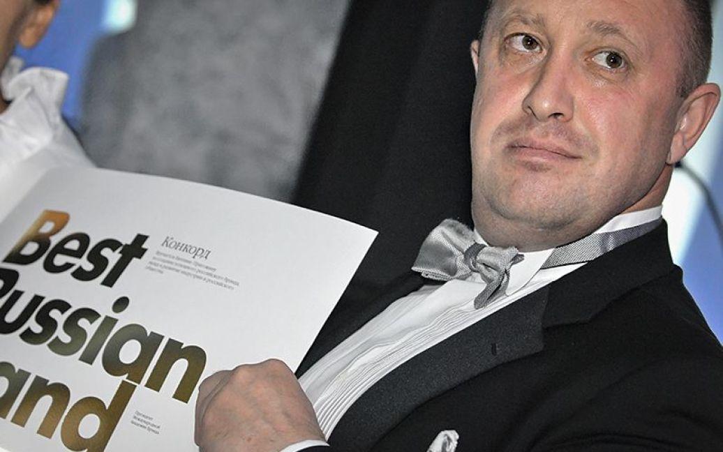 Евгений Пригожин с 2013 года работает советником Путина. / © The Insider