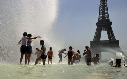 Спека у Європі перевалила за +40 за Цельсієм і б'є рекорди