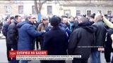 На одесском рынке продавцы избили частных охранников