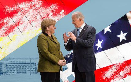 """""""Північний потік-2"""": Байден та Меркель уклали угоду за спиною України, закликаючи Зеленського сидіти тихо"""