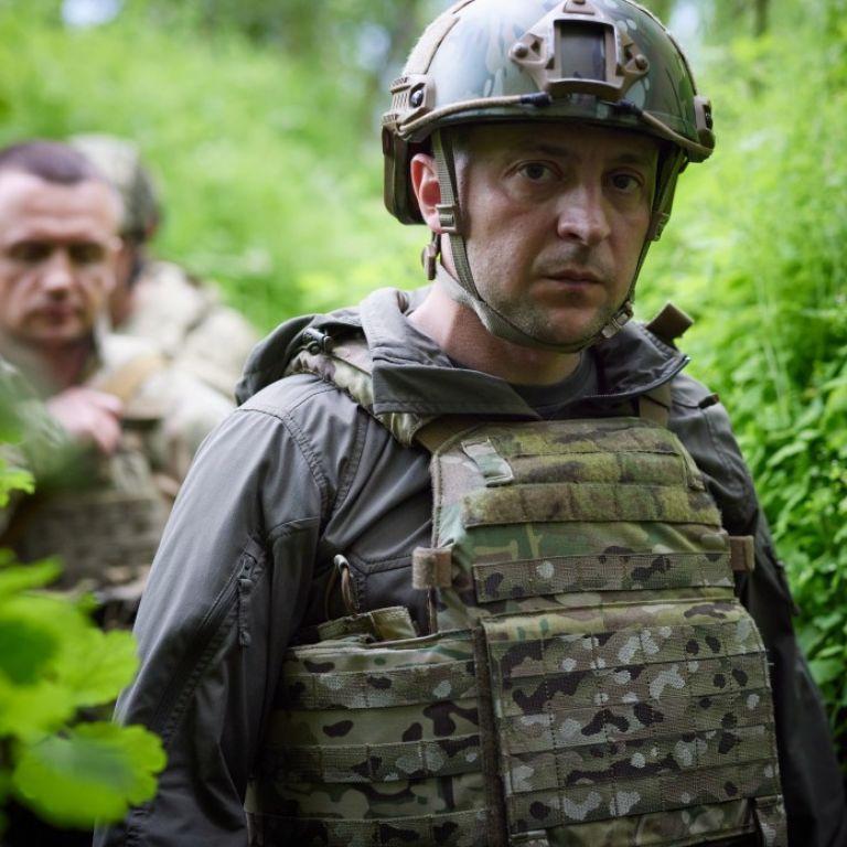 """""""Война может быть завтра в их домах"""": Зеленский в интервью CBS предостерег американцев от игнорирования агрессии России"""