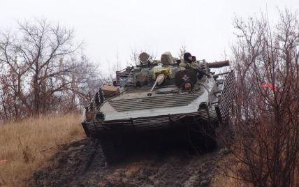 Боевики активизировали обстрелы позиций ВСУ. Дайджест АТО