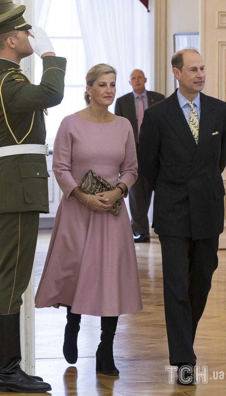 Графиня Софі і принц Едвард / © Associated Press