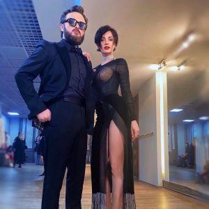 Оля Цибульська заявила, що отримувала погрози від дружини Дзідзьо
