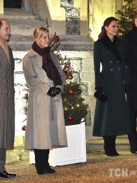 Едвард, Софі, Кейт і Вільям / © Associated Press