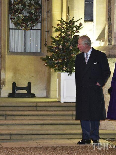 Єлизавета II, Чарльз і Камілла / © Associated Press